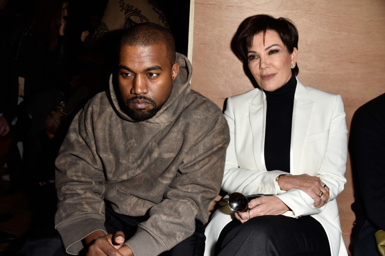 Kylie Jenner says her mom isn't behind Kanye West and Travis Scott's recent management changes