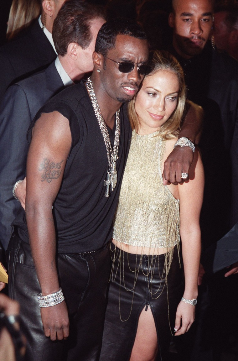 23 Larger-Than-Life Style Moments From Bad Boy History