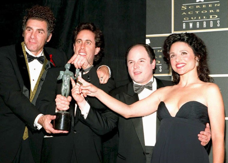 <i>Seinfeld</i> is coming to Netflix