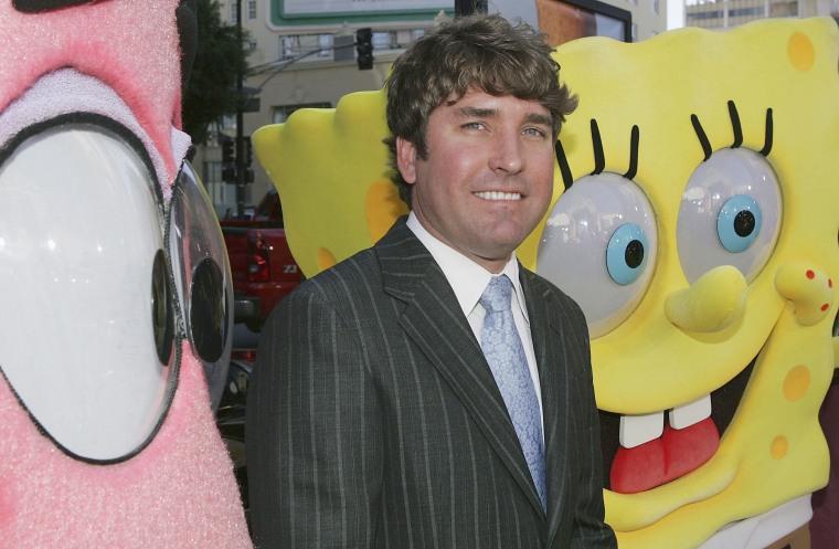 <i>SpongeBob SquarePants</i> creator Stephen Hillenburg has died
