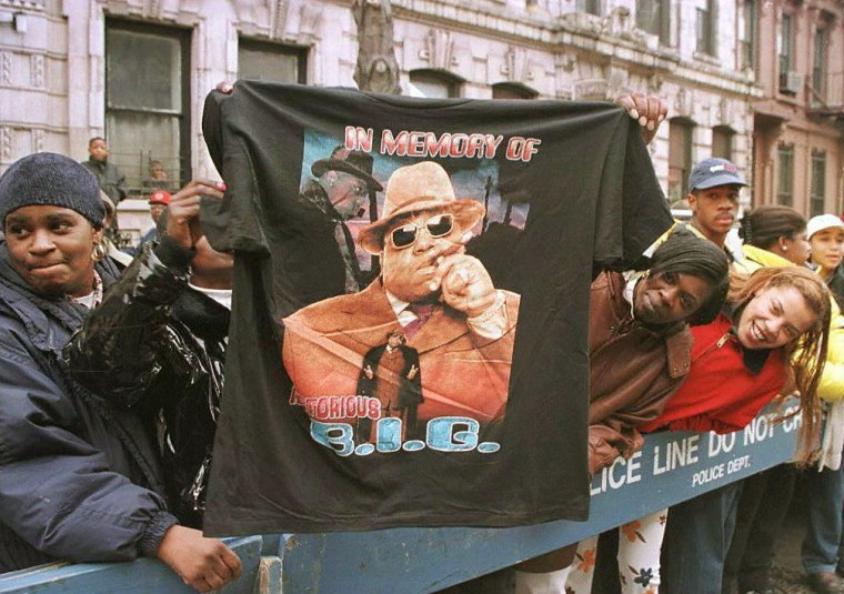 Puff Daddy, Nas, And More Pay Homage To Notorious B.I.G. On The 20th Anniversary Of His Death