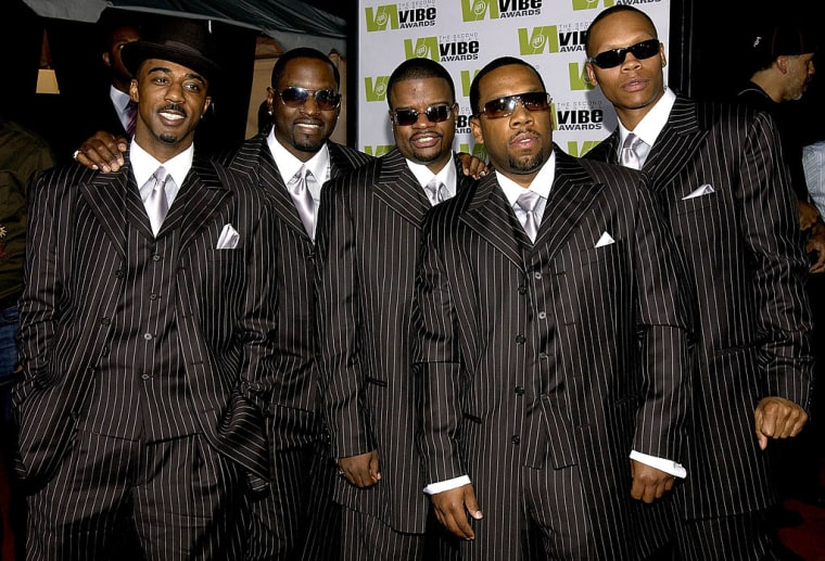New Edition's Spotify Streams Have Increased By 637% In The Past Week