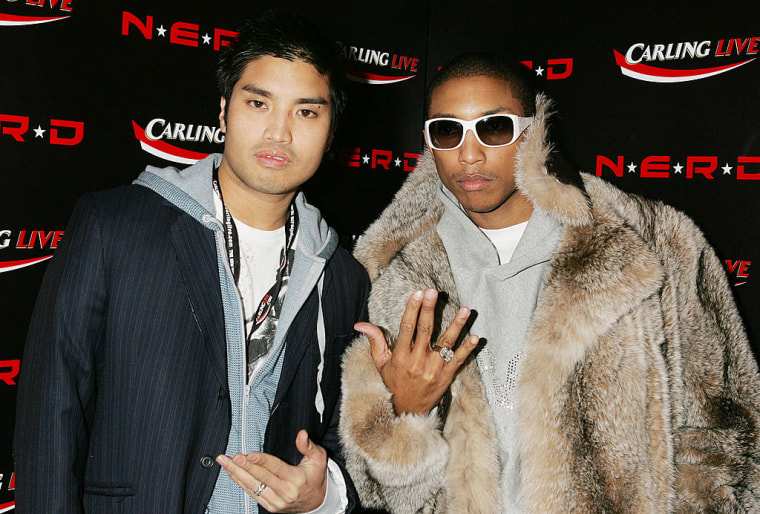 Chad Hugo reveals The Neptunes have been in the studio with Jay Z, Lil Uzi Vert, and more