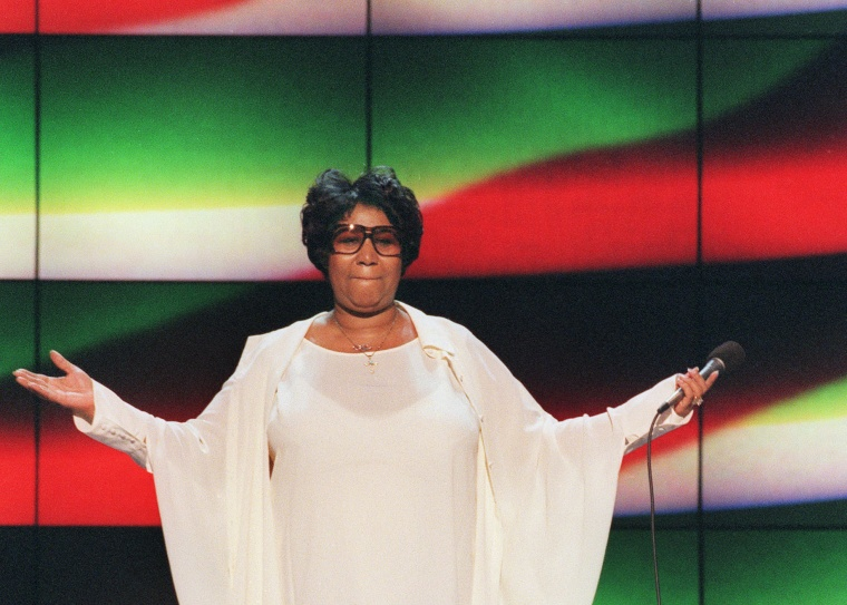 Aretha Franklin's <i>Amazing Grace</i> documentary set to premiere later this month
