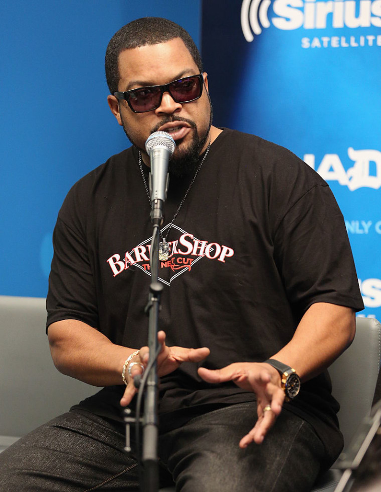 Ice Cube Is Producing A Hip-Hop Version Of <I>Hollywood Squares</i>