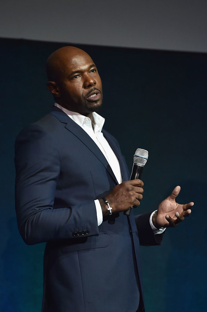 <i>Training Day</i> Director Antoine Fuqua Is Developing A Fred Hampton Movie
