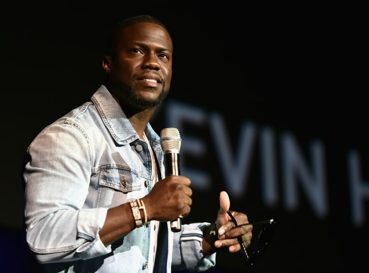 Kevin Hart To Star In New TV Special <i>The Black Man's Guide to History</i>