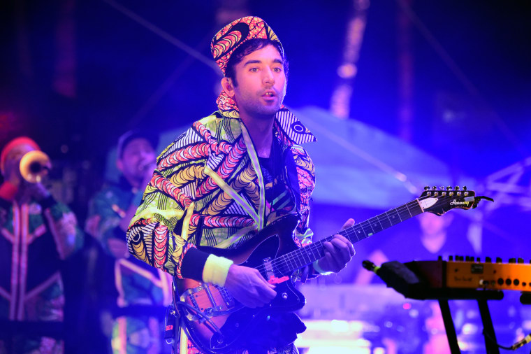 Sufjan Stevens will be decked out in Gucci at the Oscars