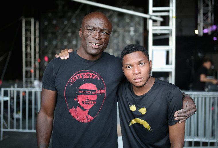 Watch Gallant and Seal Perform Together At Coachella