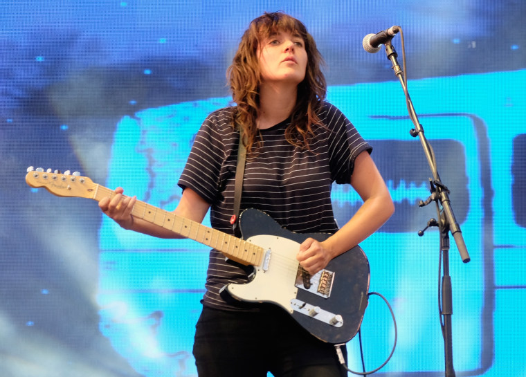 "Hear Courtney Barnett's new song ""Everybody Here Hates You"""