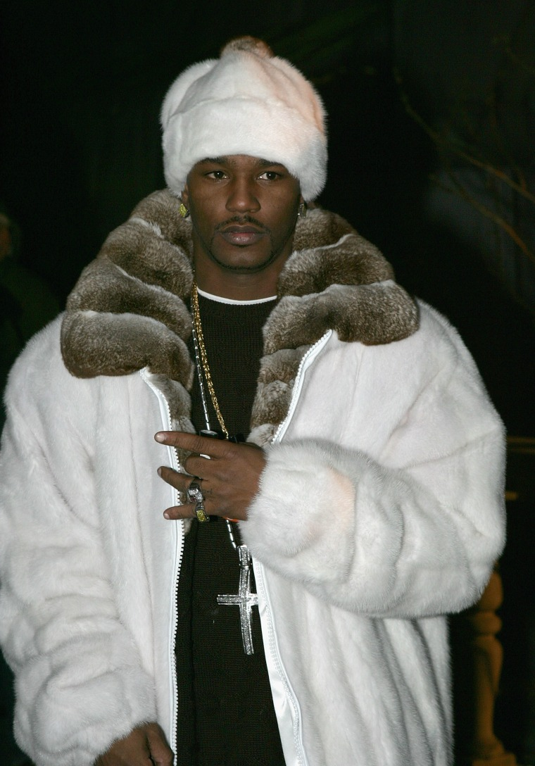 Cam'ron says he regrets his beef with Nas