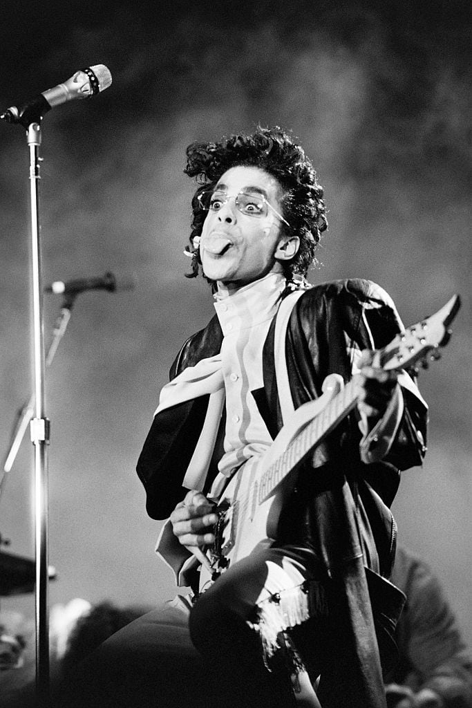 Prince's Vault Of Unreleased Music Reportedly Has A $35 Million Price Tag