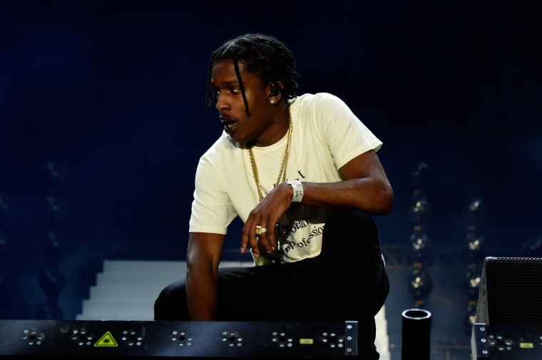 Report: A$AP Rocky Sued Over Remodeling Rented Apartment