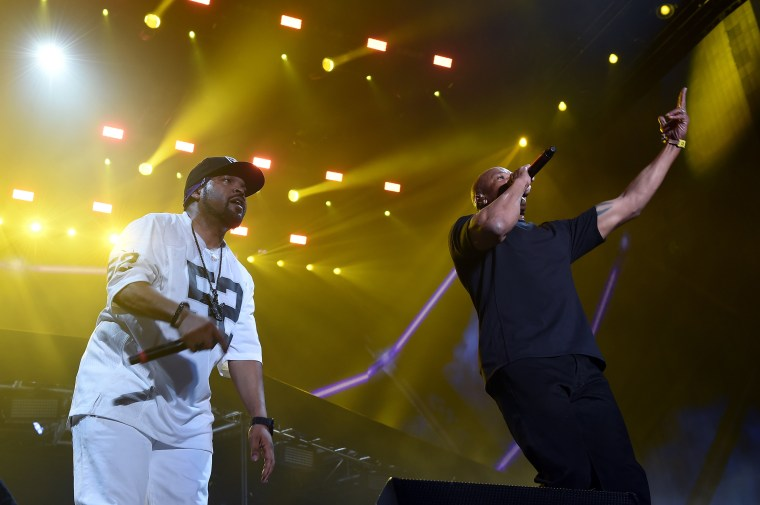Dr. Dre And Ice Cube Will Not Be Charged In <i>Straight Outta Compton</i> Wrongful Death Lawsuit