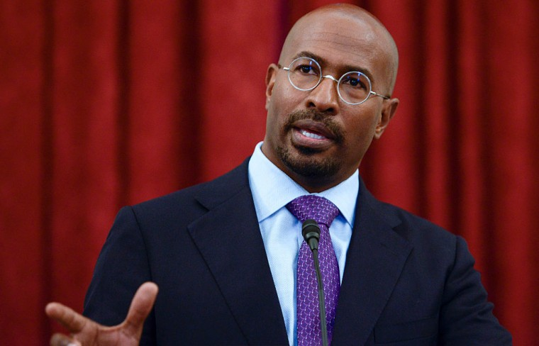 Van Jones Has Signed A Management Deal With Jay Z's Roc Nation