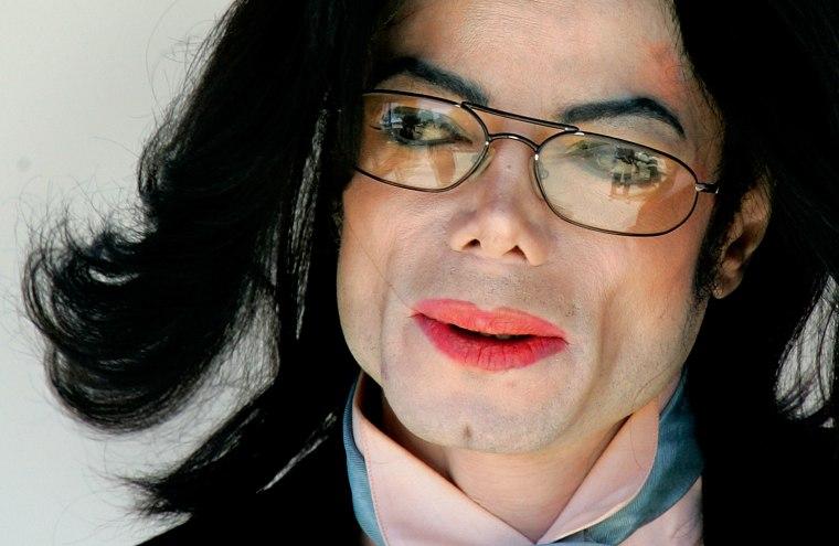 Michael Jackson accuser denounces MTV's decision to keep title of Michael Jackson Video Vanguard Award