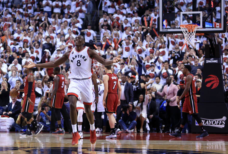 What The Raptors' Second-Round Win Means To Toronto