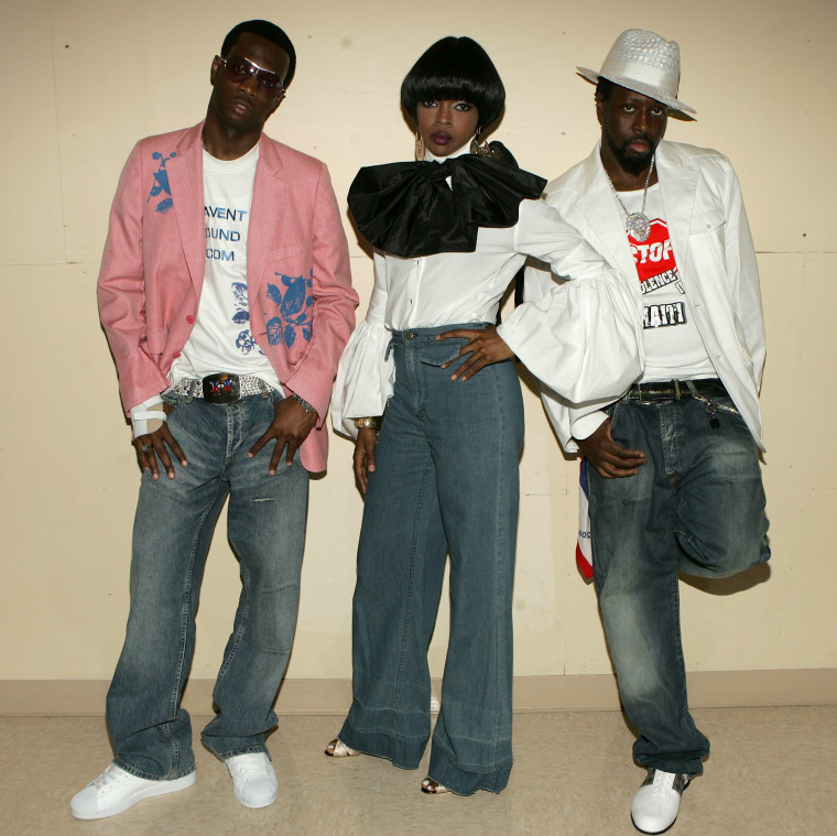 The 23 Wildest Denim Looks In The History Of The BET Awards