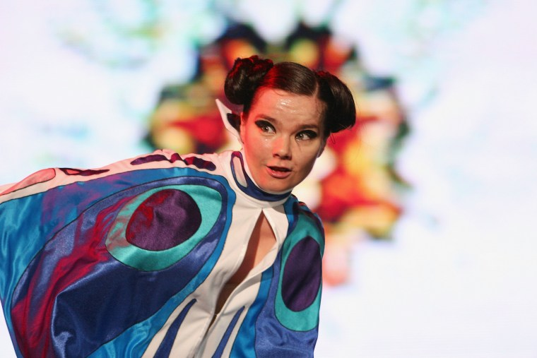 Björk composed an AI-assisted score for an NYC hotel lobby