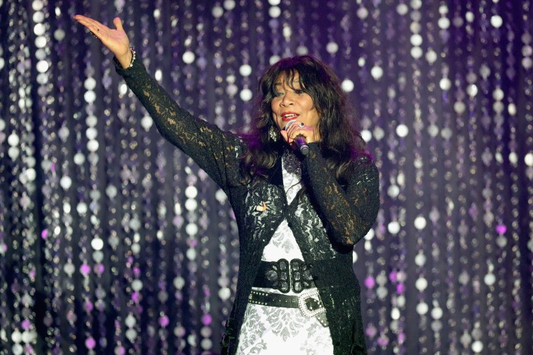 "Joni Sledge, Singer Of ""We Are Family,"" Dies At 60"