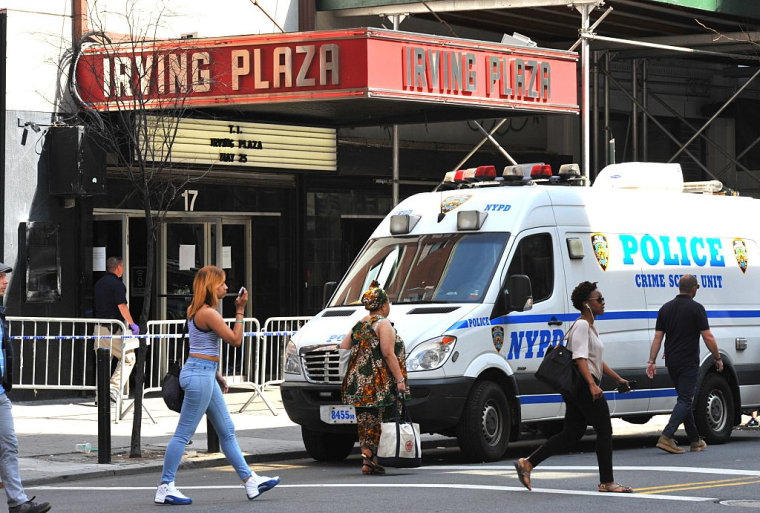Taxstone Reportedly Arrested In Connection With May Shooting At Irving Plaza