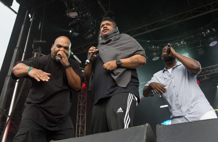 "De La Soul ""unable to reach an agreement"" with label, urge fans not to stream their Tommy Boy catalog"