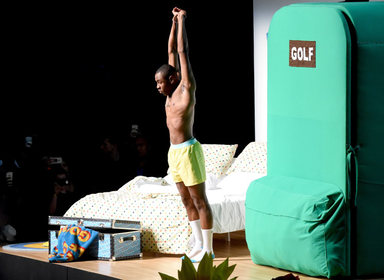 Why Tyler The Creator S First Runway Show Was Good For Fashion The Fader