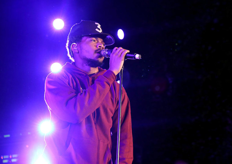 Chance The Rapper Will Reportedly Attend Tonight's White House State Dinner