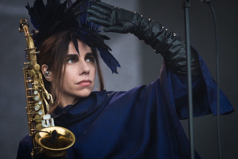 A new PJ Harvey documentary will debut at Berlinale