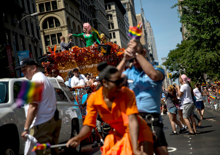 Here's Where You Can Celebrate Pride This Weekend In NYC