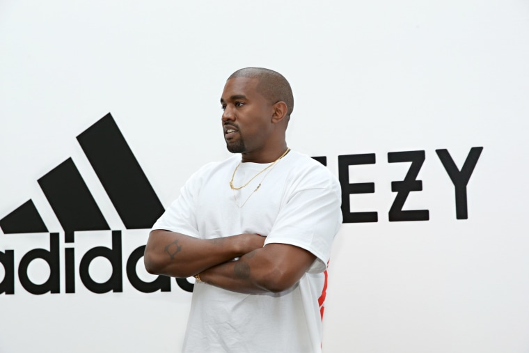 Kanye West is working on a biodegradable shoe concept