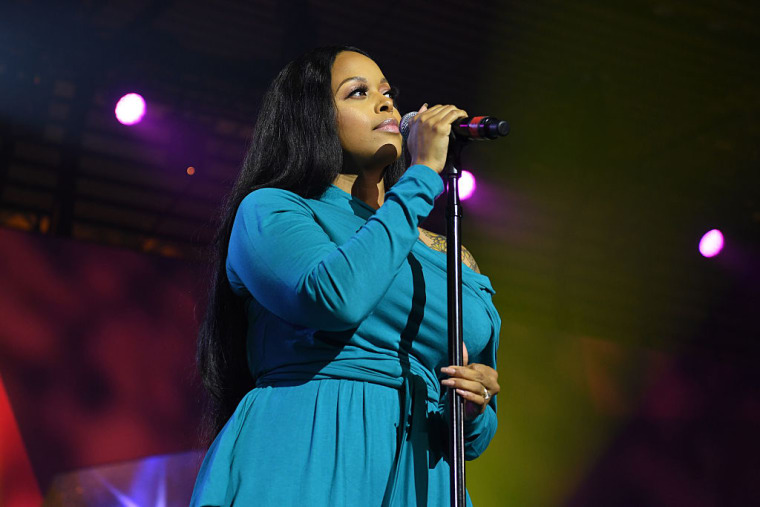 Chrisette Michele Has Agreed To Perform At Donald Trump's Inauguration