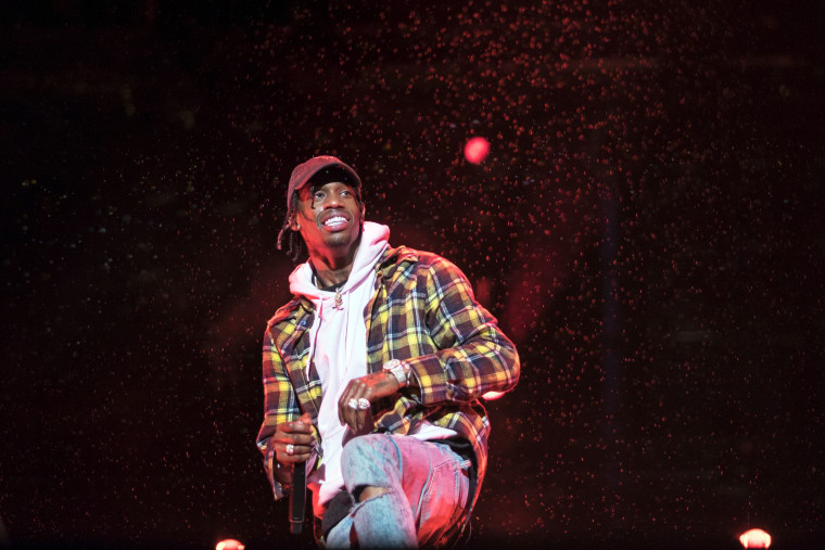 Travis Scott addresses the absence of Amanda Lepore on <i>Astroworld</i>