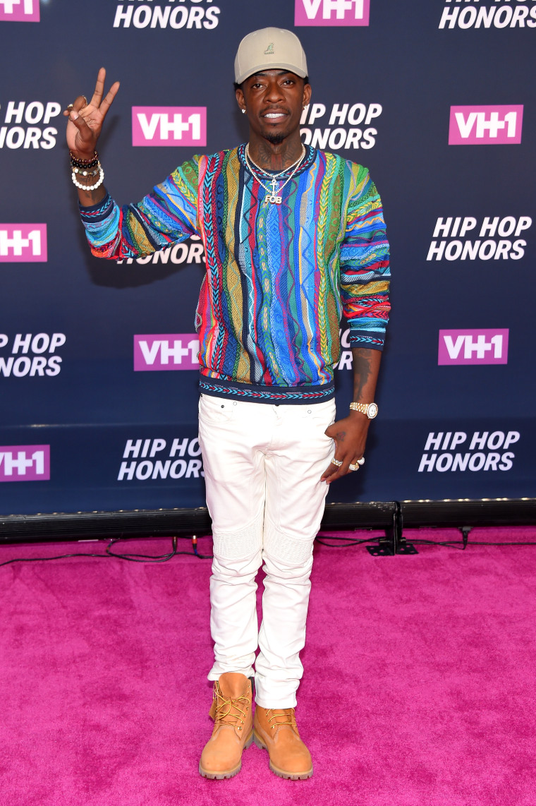 Here's All The Looks You Need To See From VH1's Hip Hop Honors