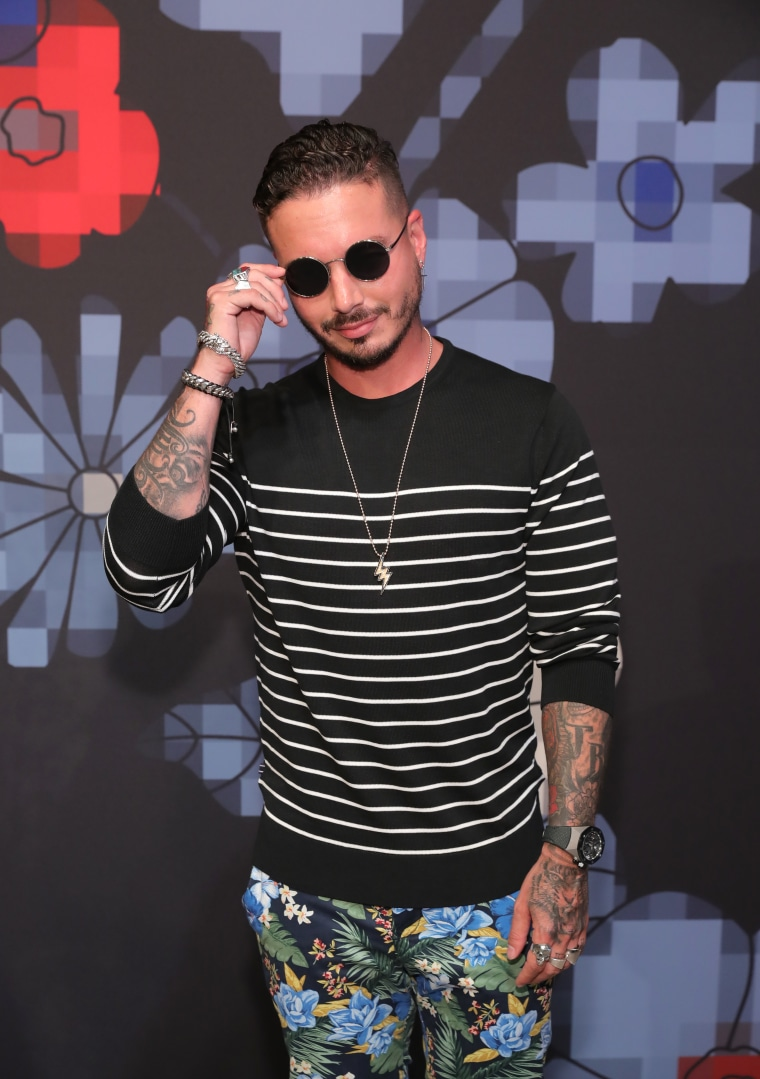 "Watch the video for J. Balvin's new song ""Ahora"""