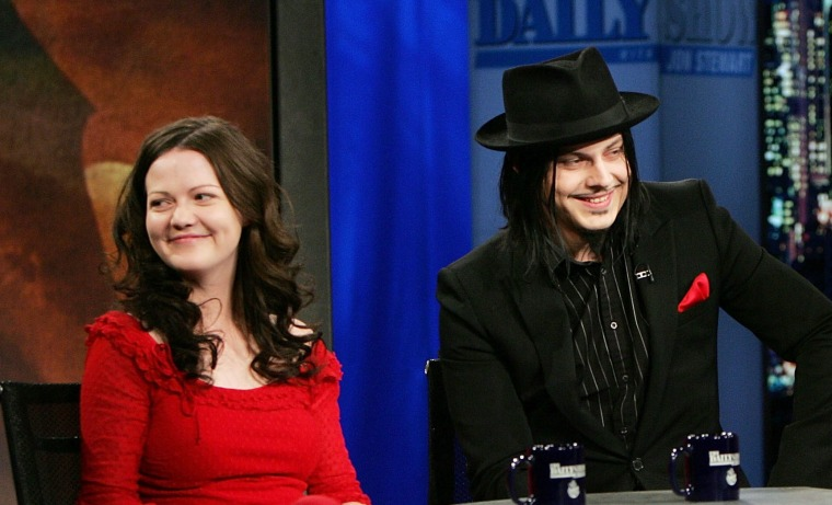 The White Stripes release live album of final concert