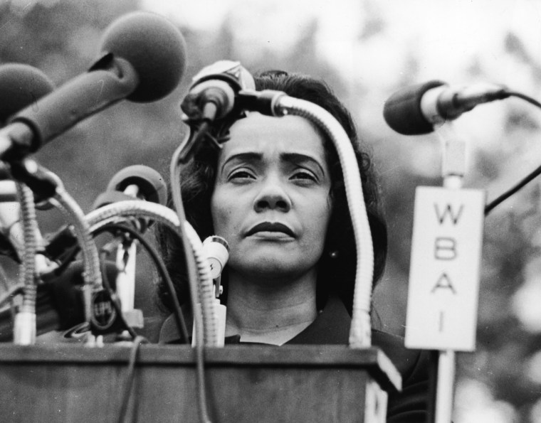 Coretta Scott King Once Wrote A Letter To Help Block Jeff Sessions' Federal Nomination