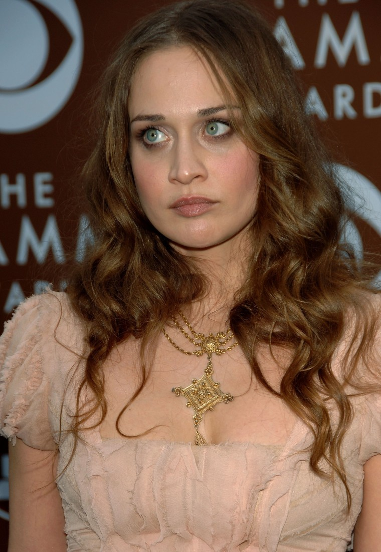 Fiona Apple supports Time's Up, doesn't know where her Grammy is