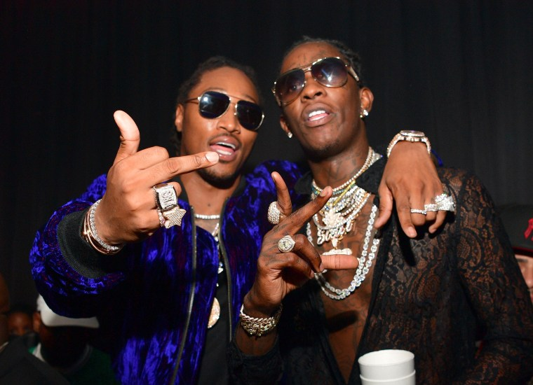 Young Thug teases <i>Super Slimey 2</i> material with Future, Gunna, and Lil Baby