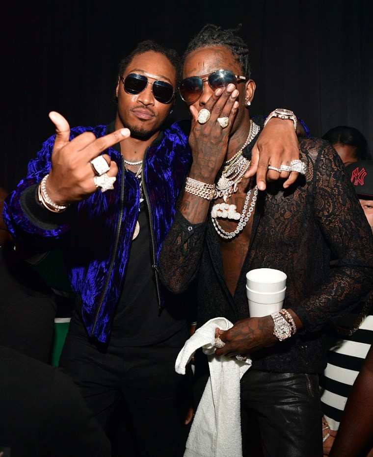 Future and Young Thug's <i>Super Slimey</i> debuts at No. 2