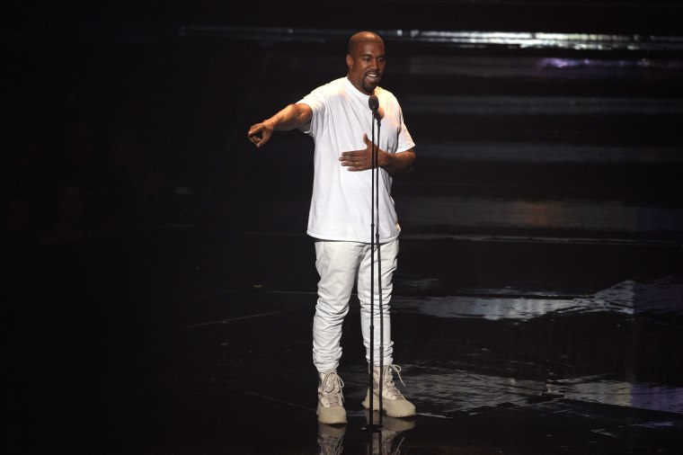 Kanye west is reportedly in talks to be creative director at the pornhub awards the fader for Madison square garden kanye west