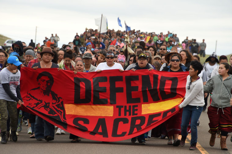 White House Ordered Construction On North Dakota Pipeline To Temporarily Stop