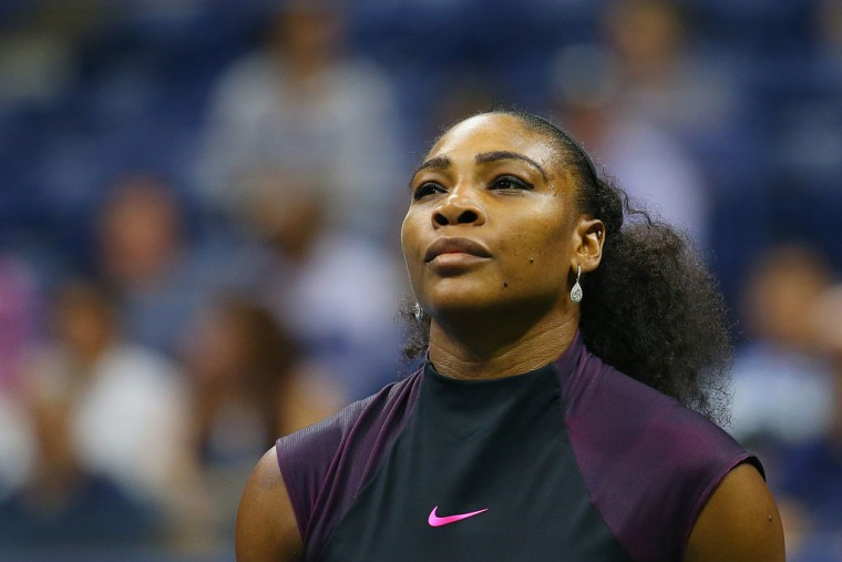 "Serena Williams On Racial Injustice: ""I Won't Be Silent"""