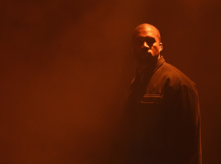 Kanye West is the creative director of the first PornHub Awards