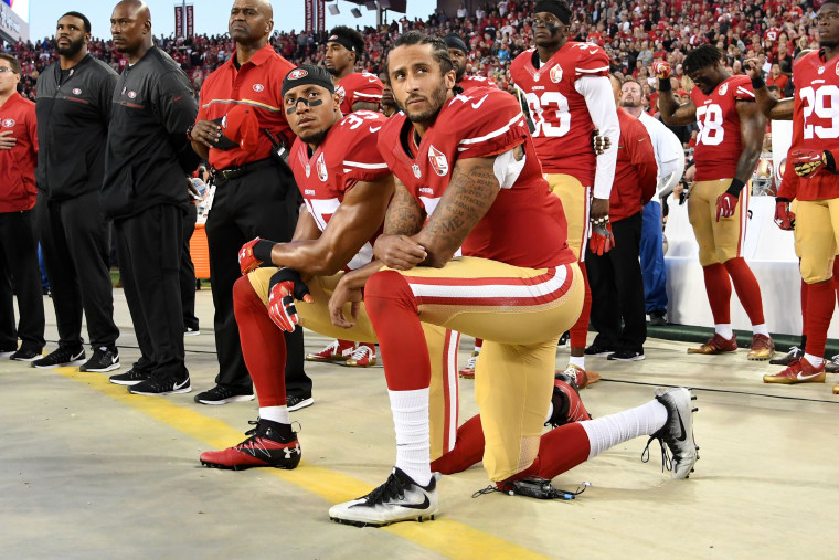 The NFL approves policy punishing teams for national anthem protests