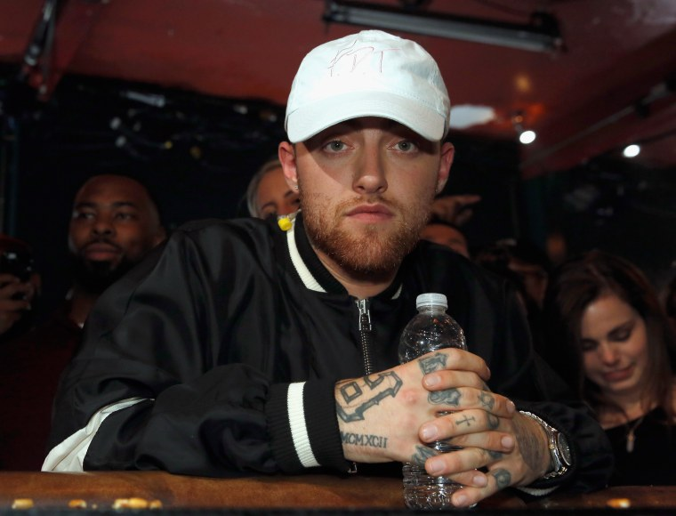 Mac Miller's <I>Swimming</i> returns to the <i>Billboard</i> top ten