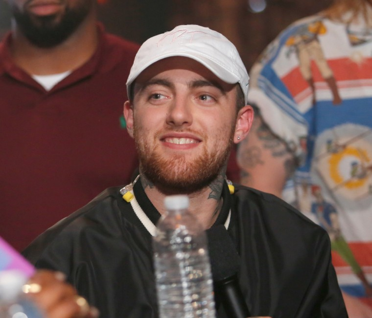 "Mac Miller's father on alleged dealer's arrest: ""They finally caught the motherfucker"""