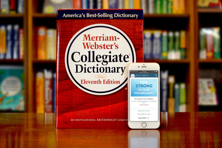 """Merriam-Webster's updates """"they"""" definition to include nonbinary individuals"""
