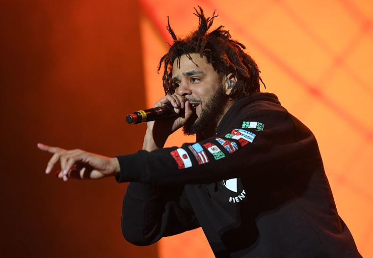 J. Cole Announces 4 Your Eyez Only World Tour