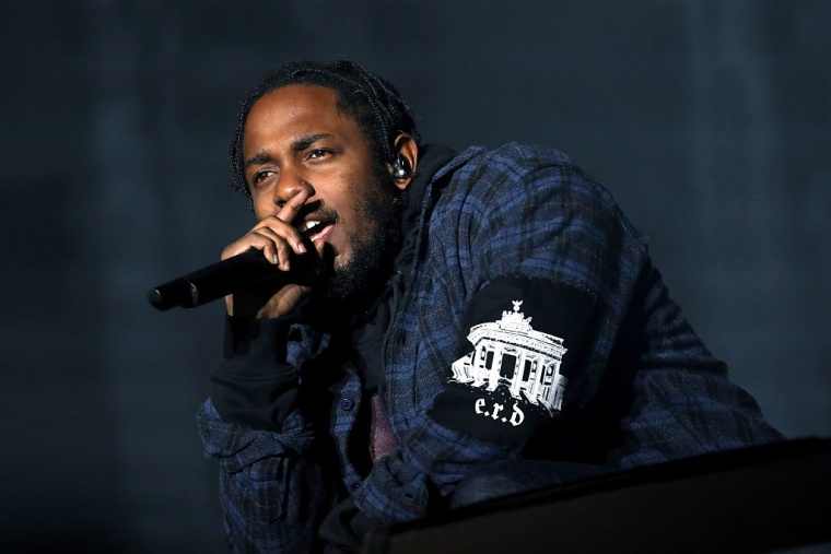 "Kendrick Lamar Is ""Really Upset"" That Beyoncé Didn't Win Album Of The Year At The 2017 Grammys"